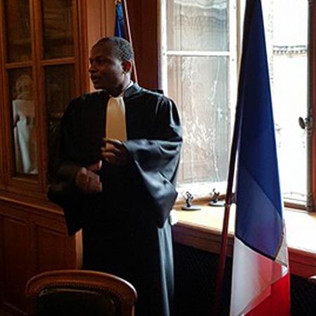 Maître T. Ernest Akuesson, avocat généraliste au barreau de Paris